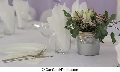Wedding Banquet in a Restaurant - Wedding banquet in a...