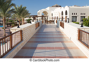 African holiday resort - Luxury hotel resort in Sharm...