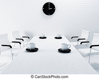 meeting room in the office