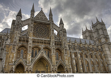 "Westminster Abbey - Formal name ""Collegiate Church of St..."