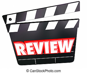 Review Movie Clapper Film Critic Rating Comments Opinions