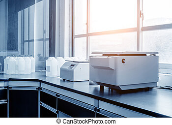 Automatic balance centrifuge - Centrifuge in the modern...