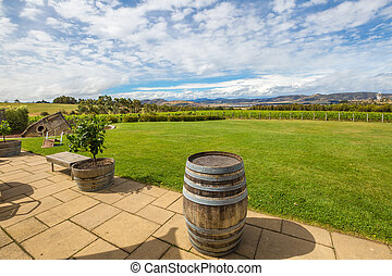 Tasmanian Winery - Richmond, Tasmania, Australia Winery...