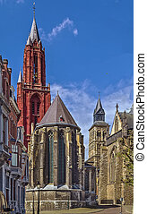 St Johns Cathedral, Maastricht - St Johns Cathedral located...