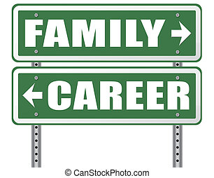 career family balance - family career balance in work...