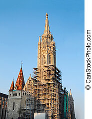 Matthias Church - Budapest city Hungary Matthias Church...