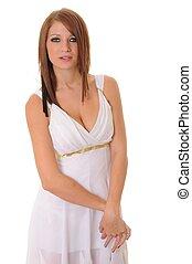 Lovely Greek Goddess