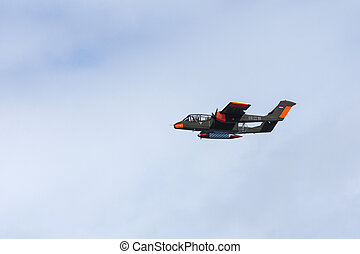 North American Rockwell OV-10 Bronco - The North American...