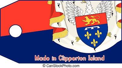Clipper S Clip Island