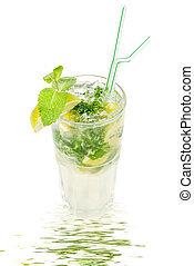 mojito alcohol fresh cocktail