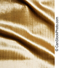 elegant gold fabric - Smooth elegant gold fabric for use as...