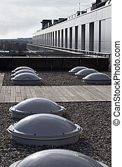 Modern architecture building - Modern architecture building...