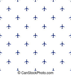 air plane travel transportation background illustration...