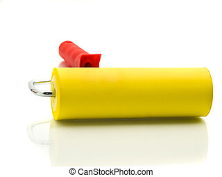 Yellow Roller for renovation
