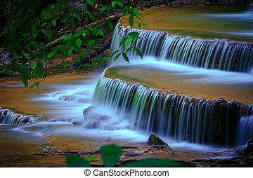 hauy mae kamin water falls
