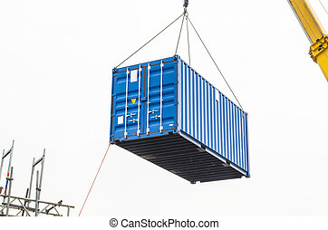 Building containers, cargo containers, residential...