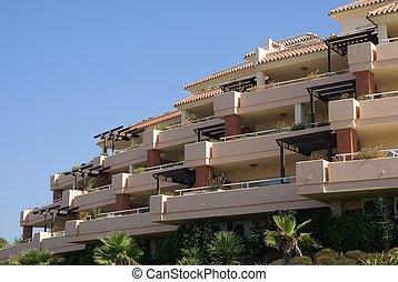balconies - Spanish balconies
