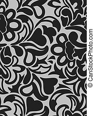 Abstract black-gray background