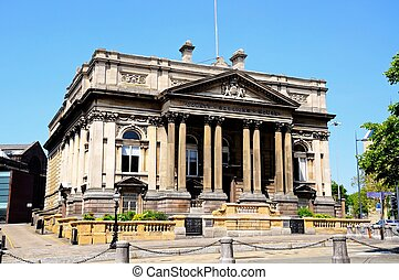 County Sessions Court House. - County Sessions Court House...