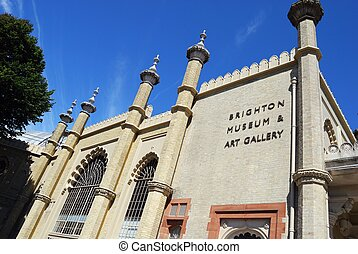 Brighton Museum & Art Gallery. - Brighton Museum and Art...