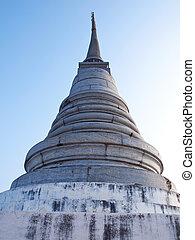 Phra That Jom Phet in Khao Wang Phra Nakhon Khiri Historical...