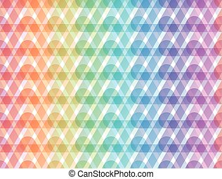 Colorful seamless background Vector EPS10 tileable pattern