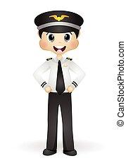 Pilot - white