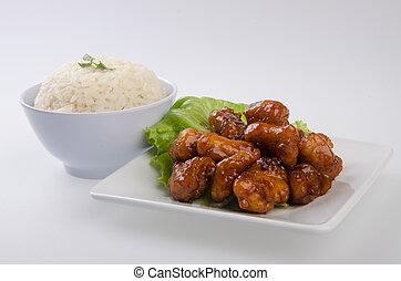 sweet and sour pork - pork sweet and sour pork saia food