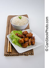 sweet and sour pork - pork sweet and sour pork saia food
