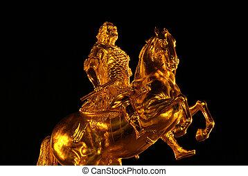 Dresden Golden Knight night 08