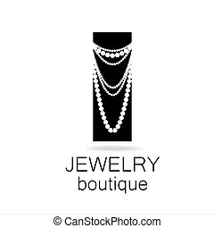 jewelry boutique template - Jewelry - template logo for...