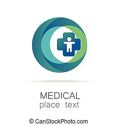 medical logo - Medical logo - the concept for sign a medical...