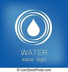 water aqua logo