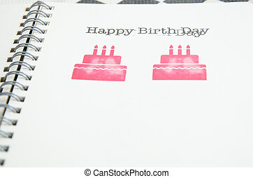 Series of rubber stamp icon on  blank  paper