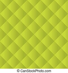 Seamless lime green padding texture - Seamless lime green...