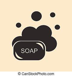 illustrations vectoris es de savon mains lavage main savon csp18104273 recherchez des. Black Bedroom Furniture Sets. Home Design Ideas