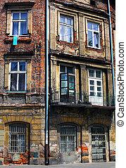 Street Kracow Poland