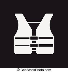 safety vest icon