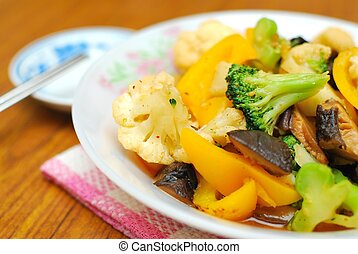 Sumptuous Chinese style cuisine - Sumptuous, home cooked...