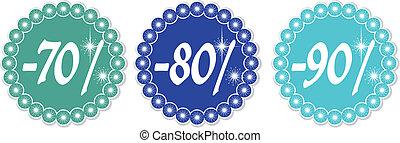 Winter discount 70-90%