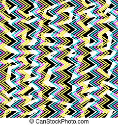 Retro seamless pattern background