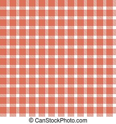 checkered seamless table cloths pattern red colored