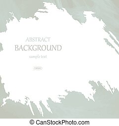 Abstract grunge background with place for text, vector...