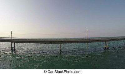 Fl Keys Seven Mile Bridge - Time Lapse Fl Keys Seven Mile...