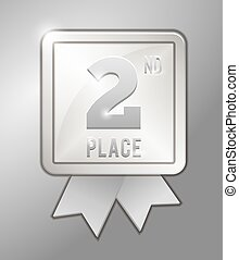Second winner silver badge