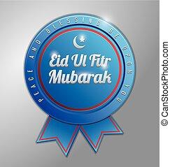 eid al fitr blue badge