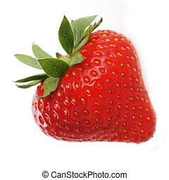 Fresh and tasty strawberry