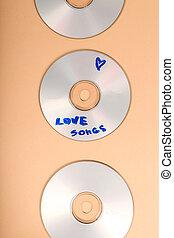 compacto, disco,