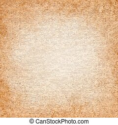 brown canvas with the texture of crumpled paper. grunge background