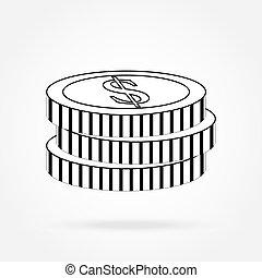 icon money